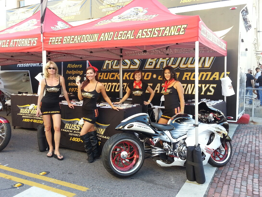 BAM Southern California Motorcycle Events October 2013