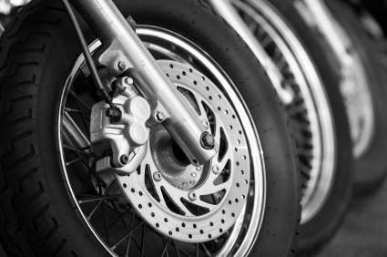 Worn Motorcycle Tires can Cause Fatal Accidents: Check your Tread Depth Often