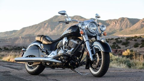 Indian Motorcycles At the Sturgis Rally