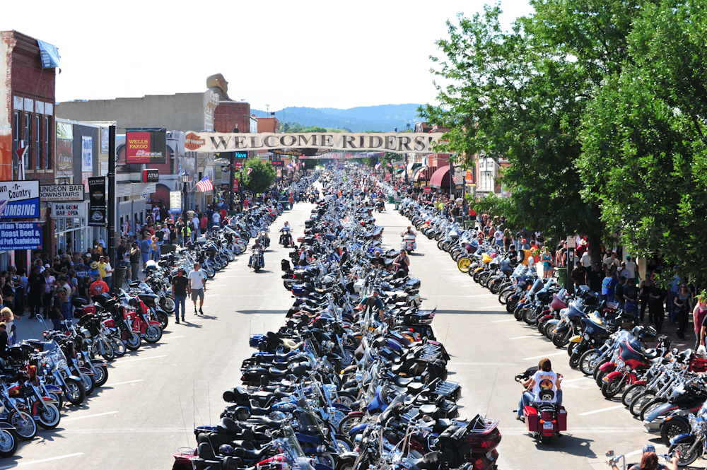 Why We Love The Sturgis Motorcycle Rally!