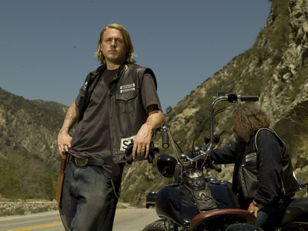 50 Shades of Grey Casts Sons of Anarchy Star