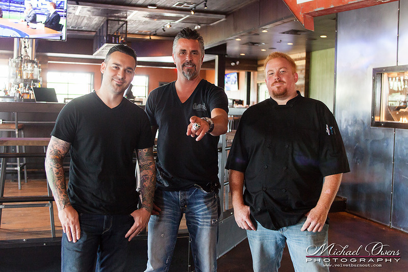 The Gas Monkey Crew Launches New Restaurant In Dallas Texas.