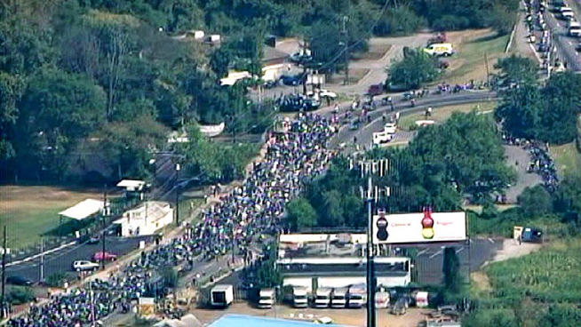 Massive Appearance Of Bikers In Nations Capital Ignored By Mainstream Media