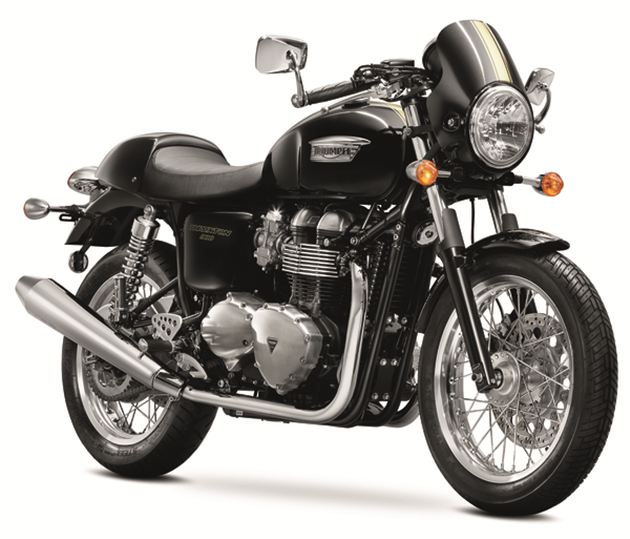 Triumph Motorcycles 2014