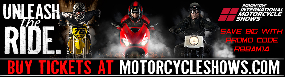 The International Motorcycle Show Rumbles Into Long Beach California
