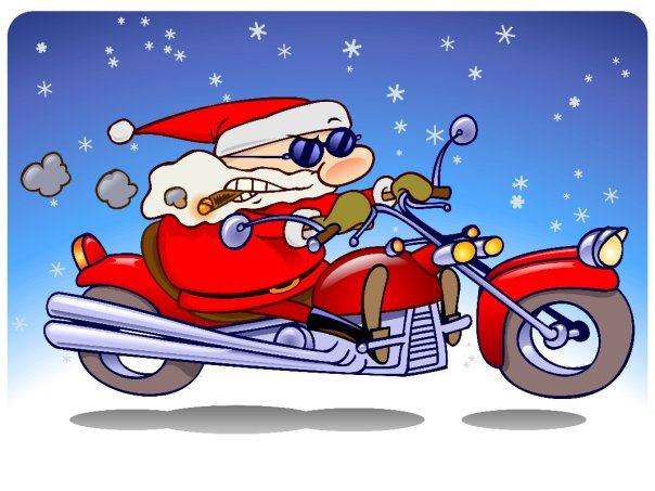 Motorcyclists Across the US Help At Christmas