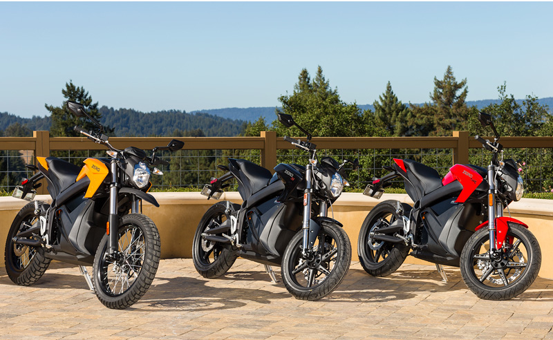 2014 Looking Good For Zero Motorcycles
