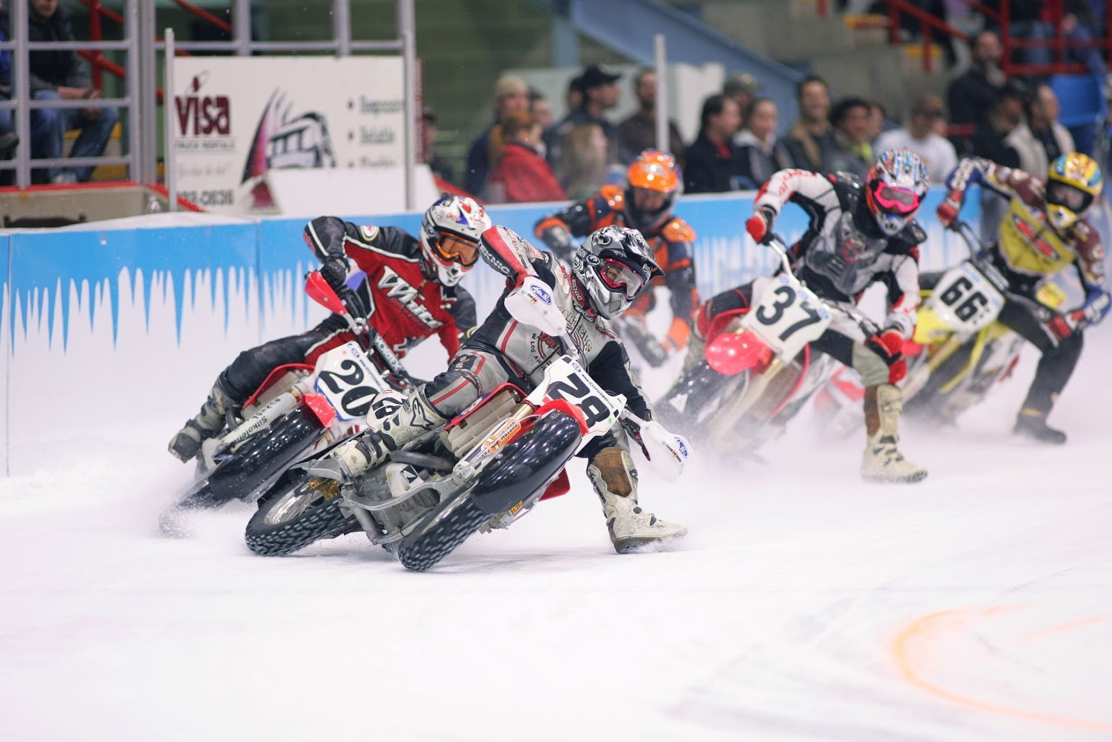 The ICE Racing Series To Kick Off In January