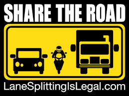 AMA Supports Lane Splitting Law