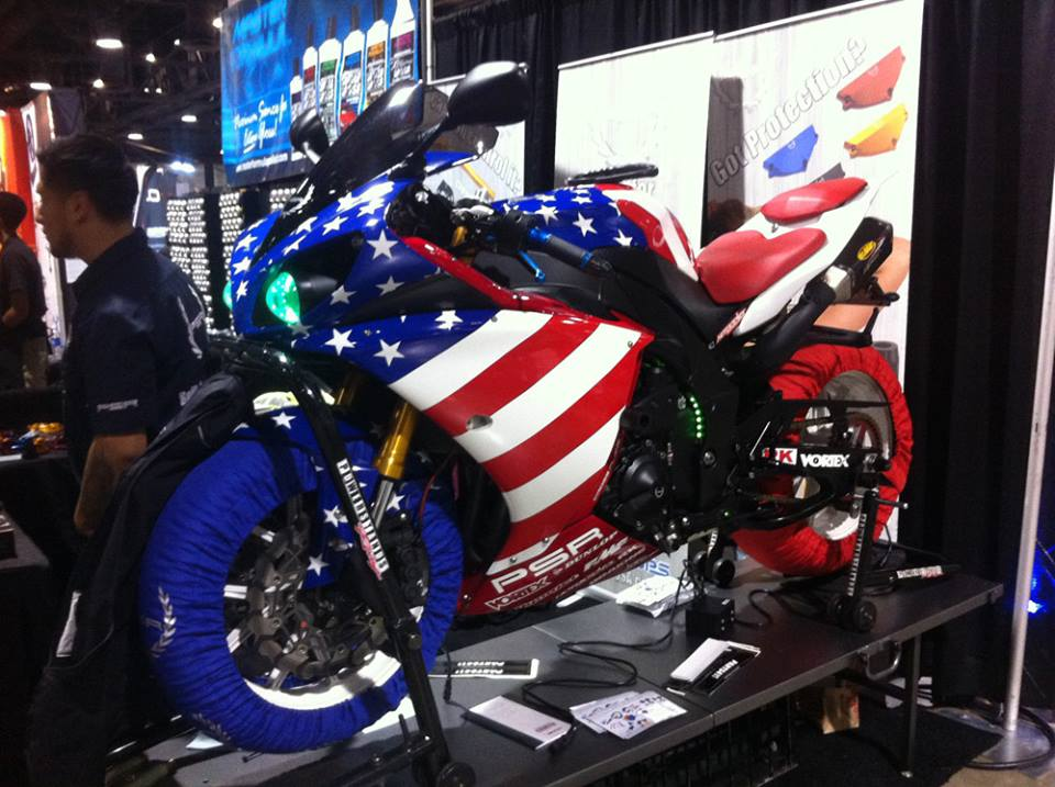 The Big Apple Gets Ready To Host The Progressive International Motorcycle Show