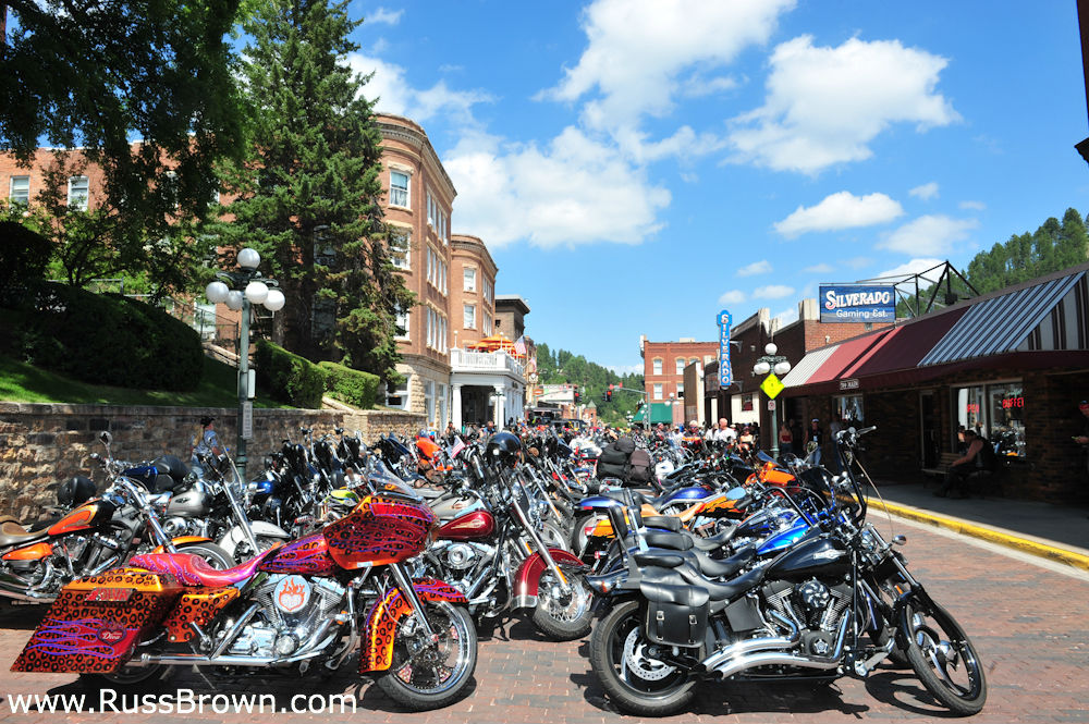 Sturgis Motorcycle Rally Travel Info