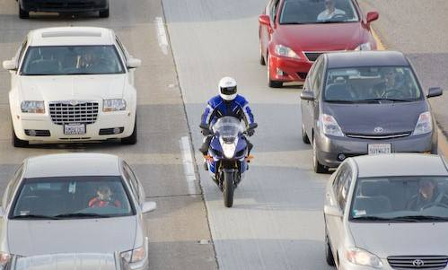 One Complaint To The CHP Gets Lane Splitting Guidelines Removed From Website