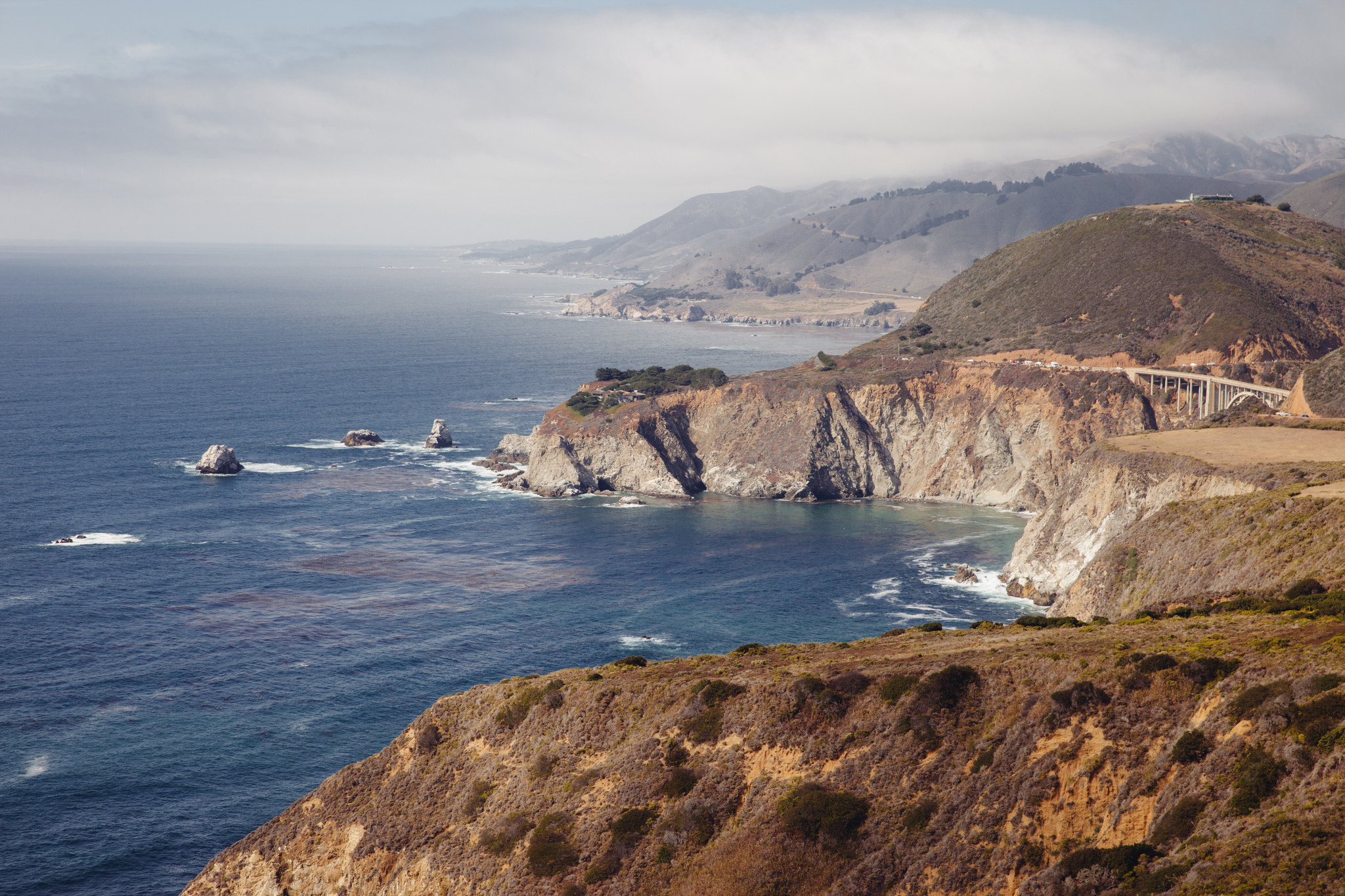 Best Roads – Pacific Coast Highway