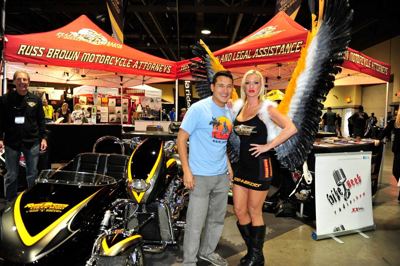 Long Beach International Motorcycle Show Highlights