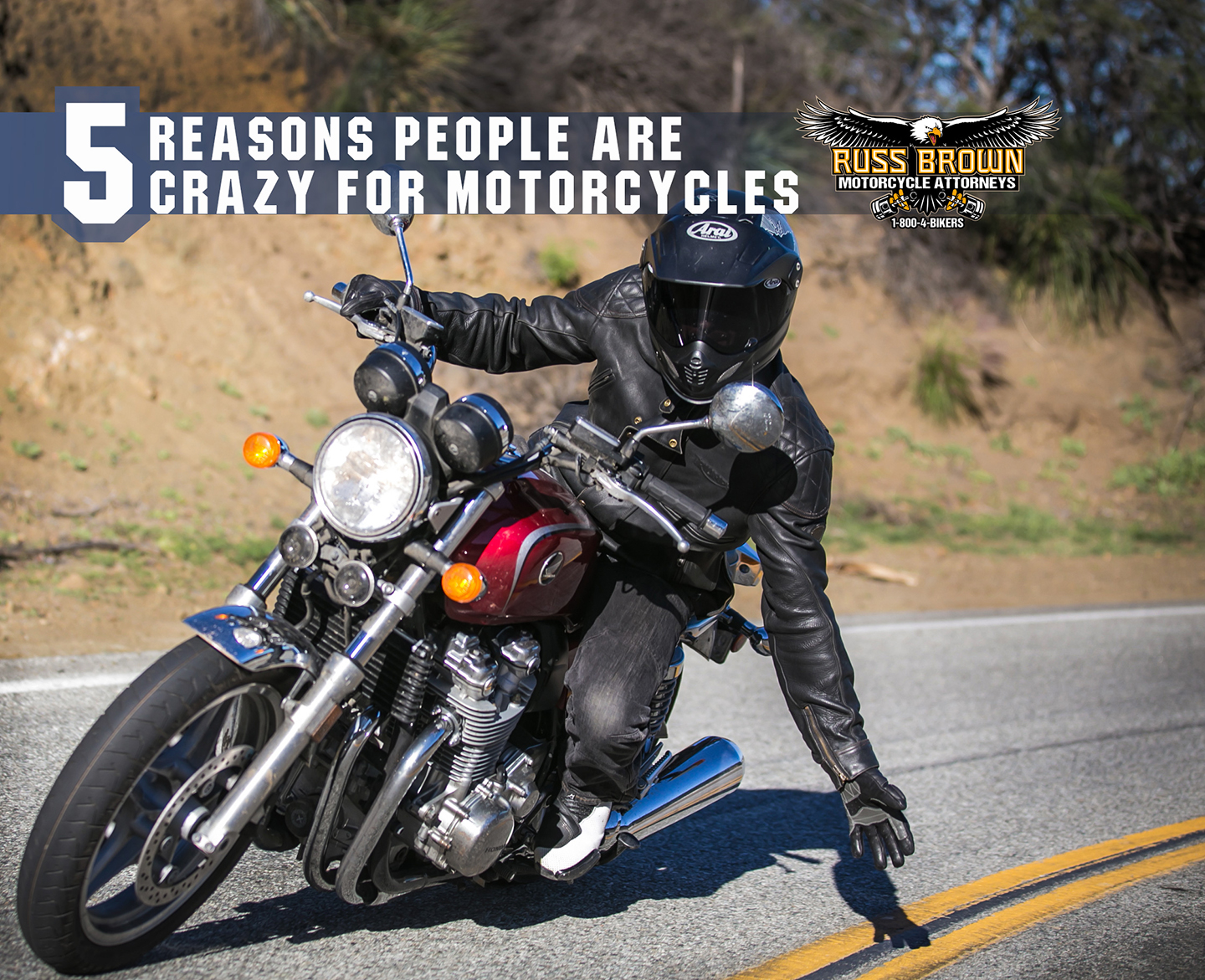 Five Reasons People Are Crazy For Motorcycles