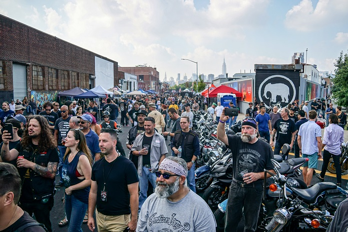 The Indian Larry Block Party