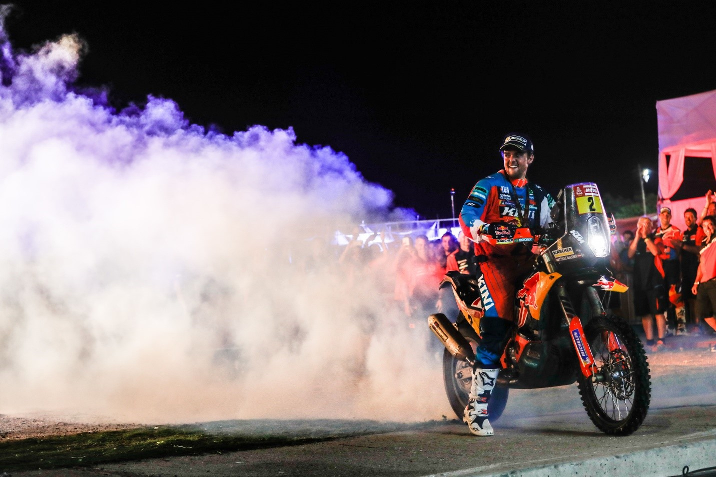 2018 Dakar Rally: KTM Battles Honda for Supremacy in the World's Toughest Motorcycle Race