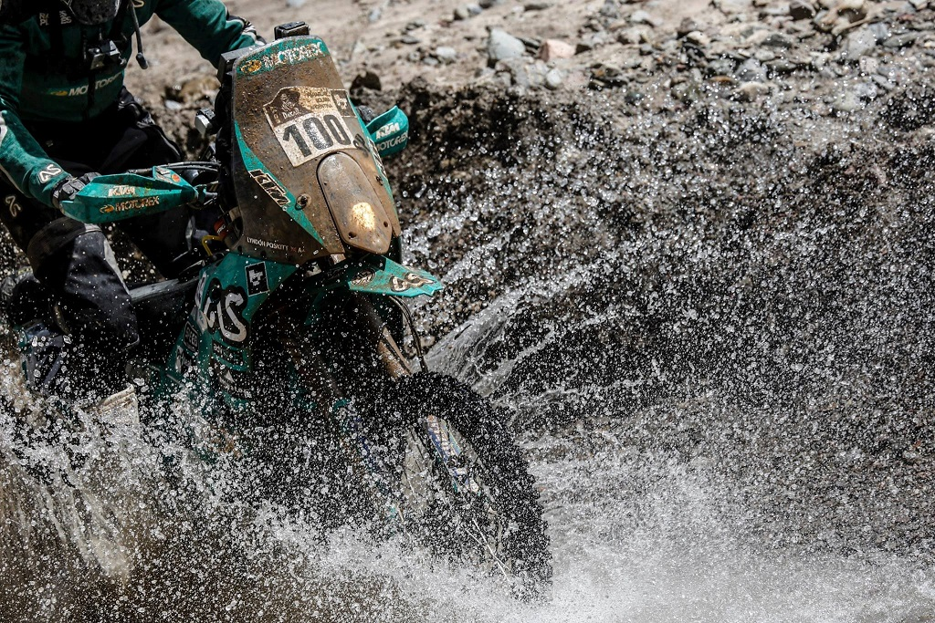 New Year, New Challenges: Dakar Rally 2018