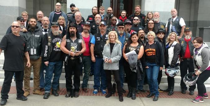 Motorcycle Profiling Law Has Momentum in California Assembly