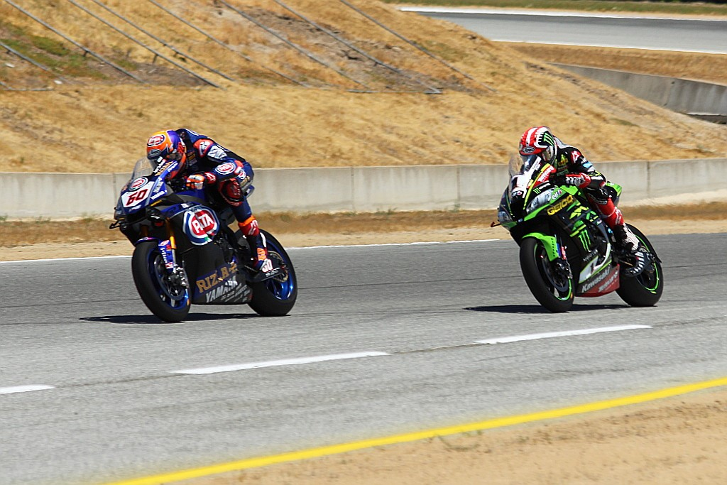Superbike Racing in the Monterey Hills