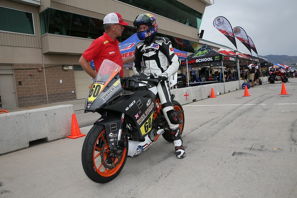MotoAmerica Utah Motorsports Campus (Miller) Race Report