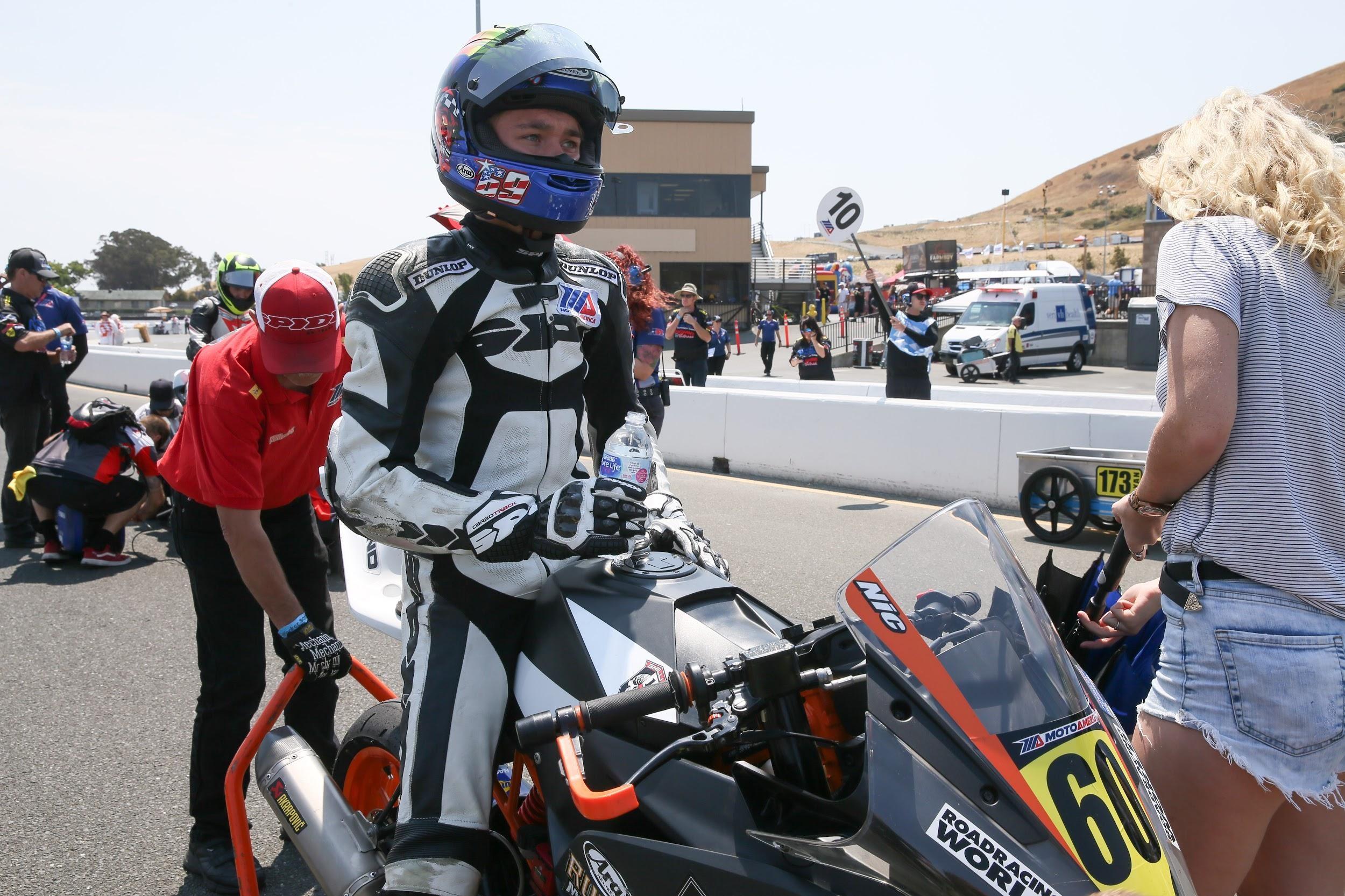 MotoAmerica Sonoma Race Report