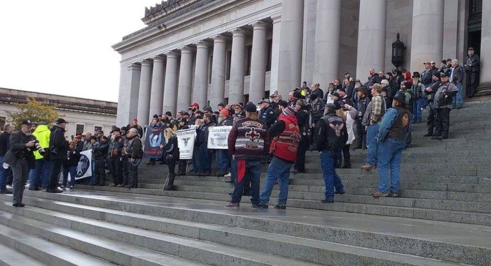 Washington Motorcyclists Asking Legislature to Amend Profiling Law