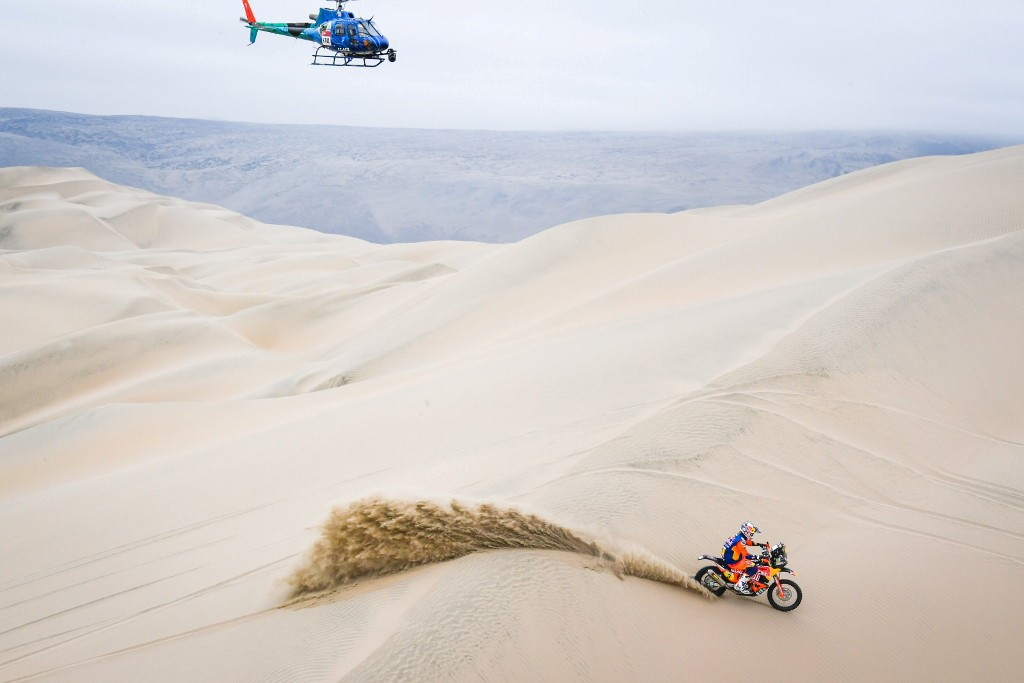 2019 Dakar Rally Wrap-Up: The Mt. Everest of Motorcycle Racing