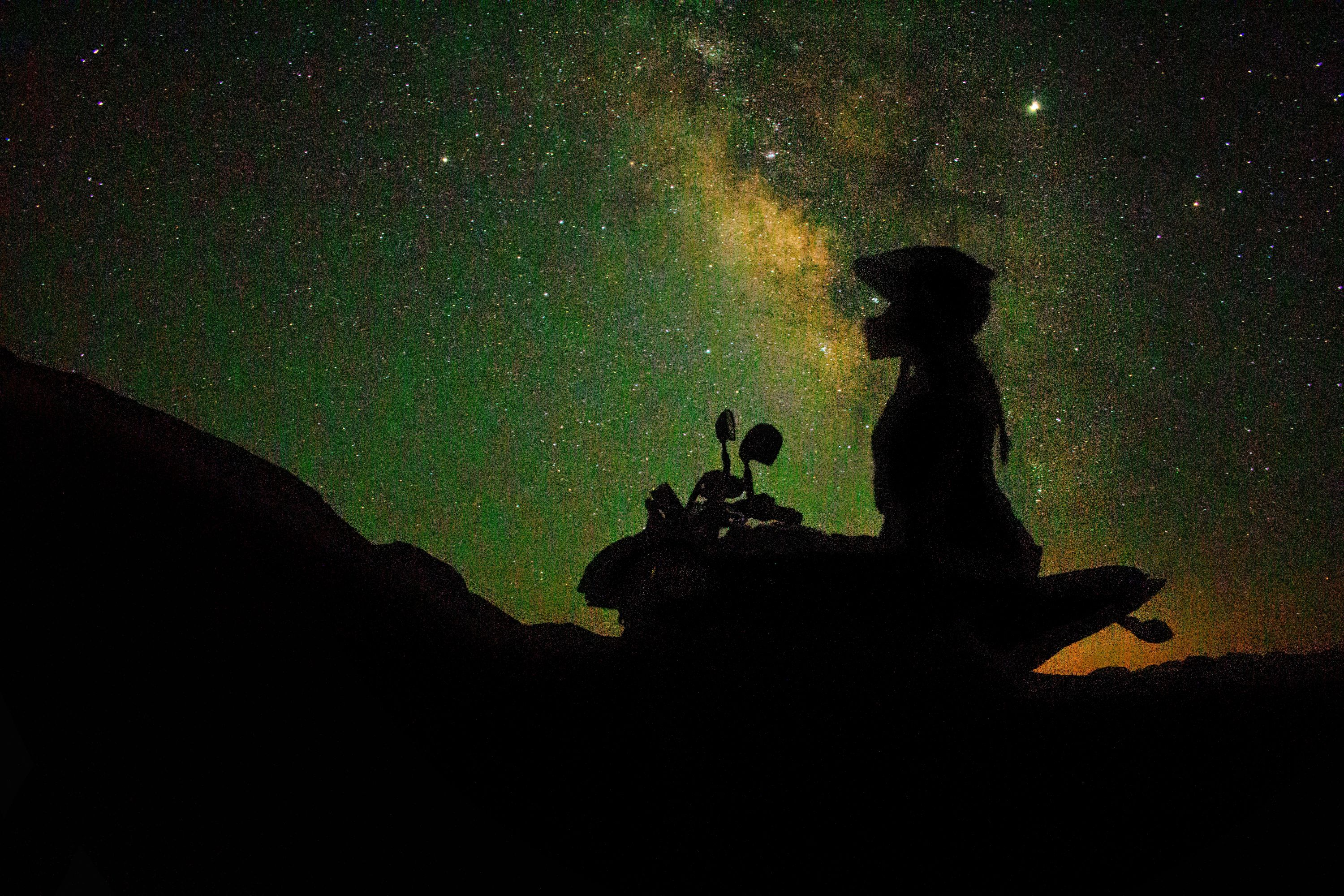 Solo Motorcycle Adventure: Death Valley National Park
