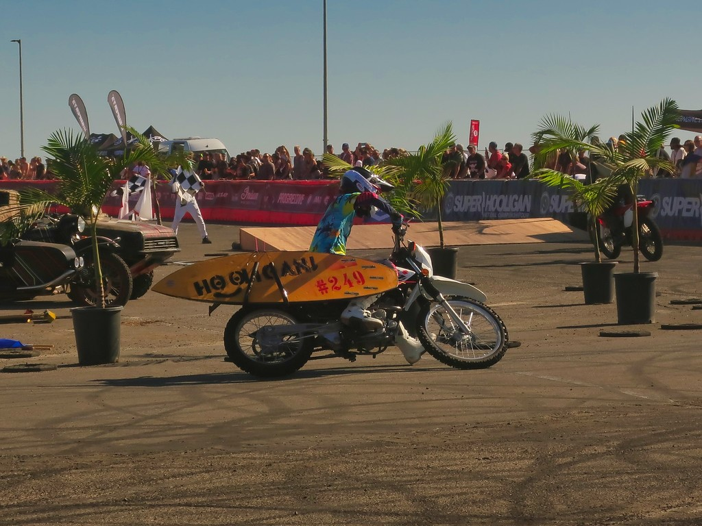 Run What Ya Brung: Flat Track Racing on Your Daily Rider