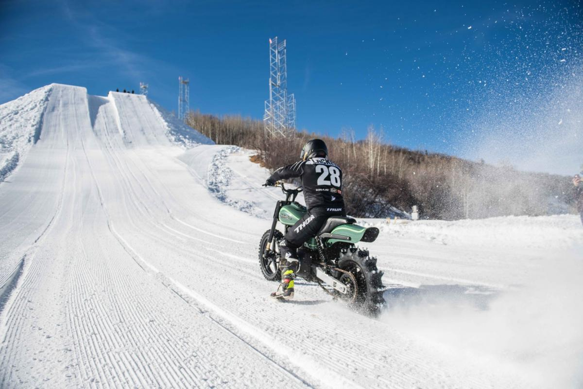 HARLEY-DAVIDSON® SNOW HILL CLIMB