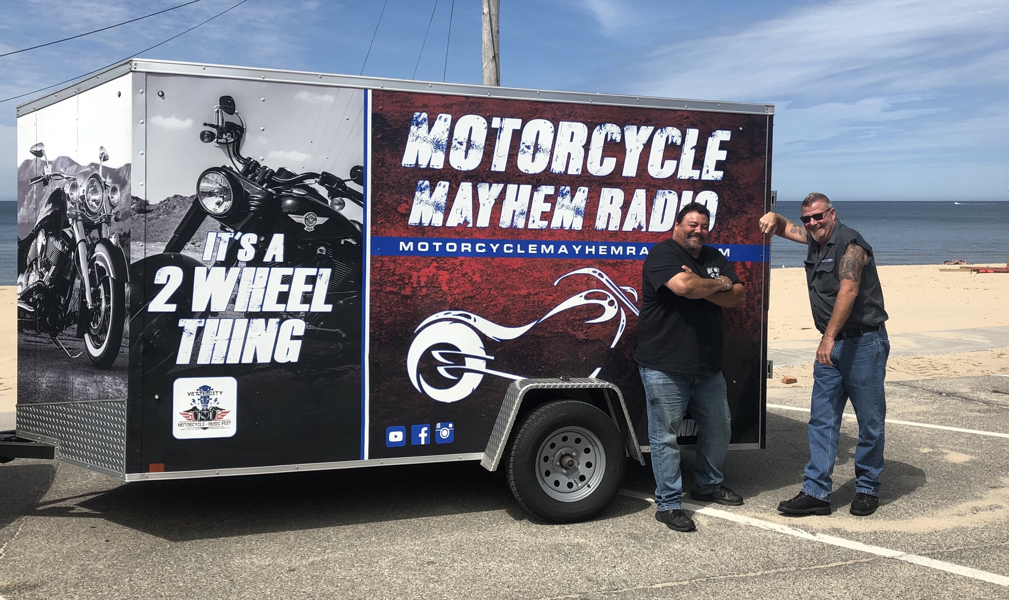 Motorcycle Mayhem Radio – The Motorcycle Lifestyle and the People Who Live it