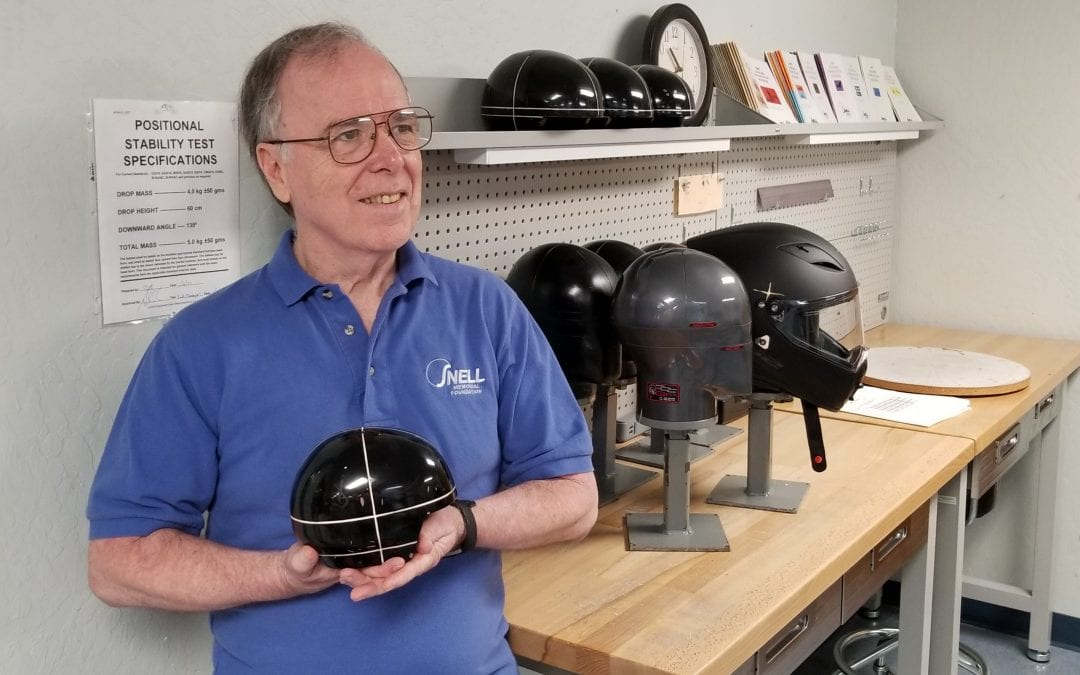 Snell Foundation – Certifying Helmets to Help Motorcyclists Stay Safe