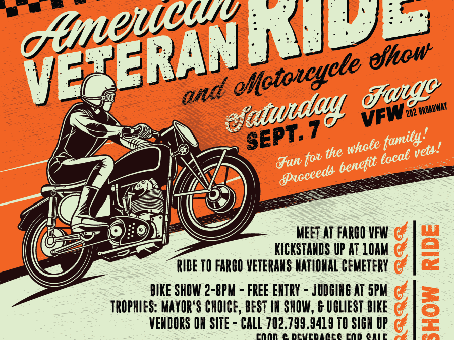 It's about Community… American Veteran Motorcycle Show