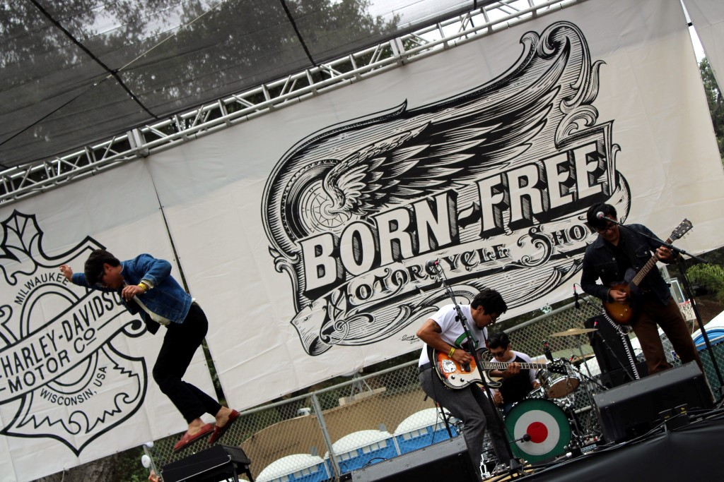 Born Free Motorcycle Show 2019