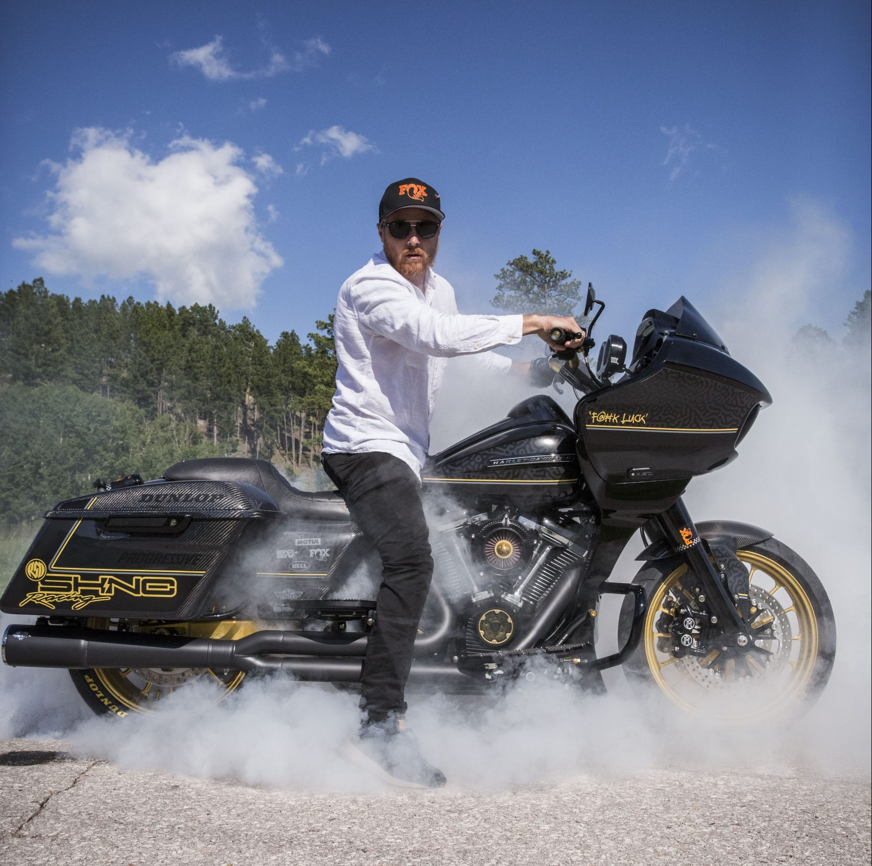 Come as You Are: Bagger Racing Deserves Some Respect