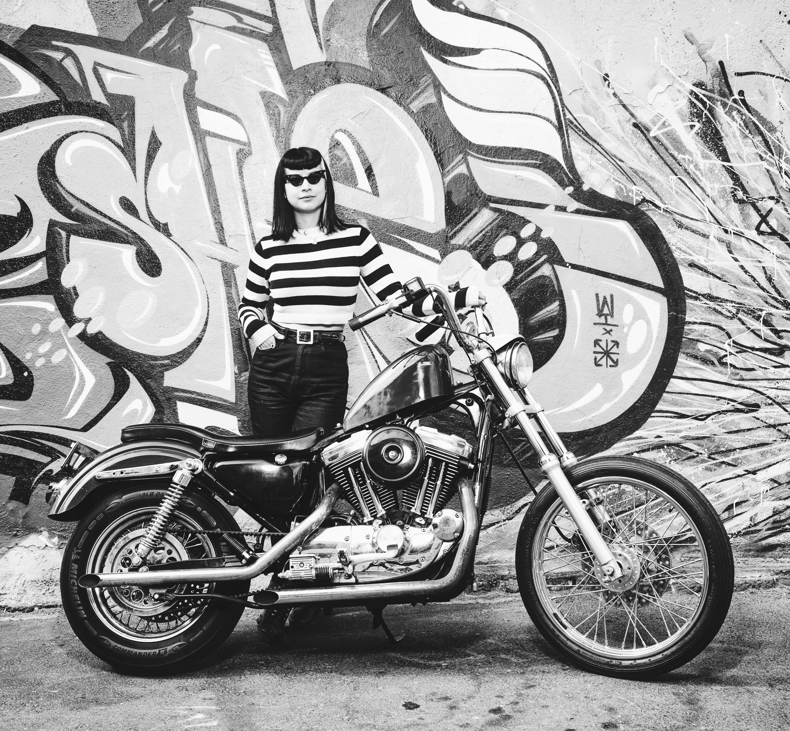 Adri Law – Los Angeles Motorcycle Photographer & Co-Founder of Paradise Road Show
