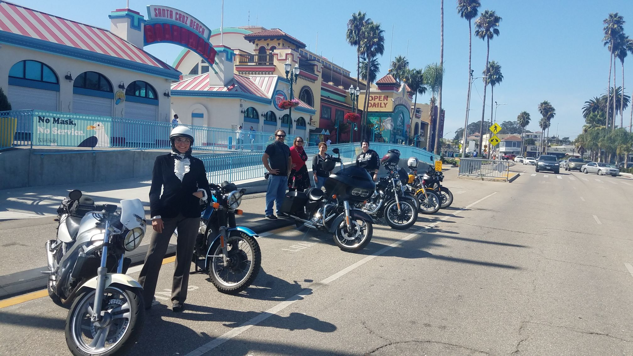 Santa Cruz, DGR: Just the Beginning!