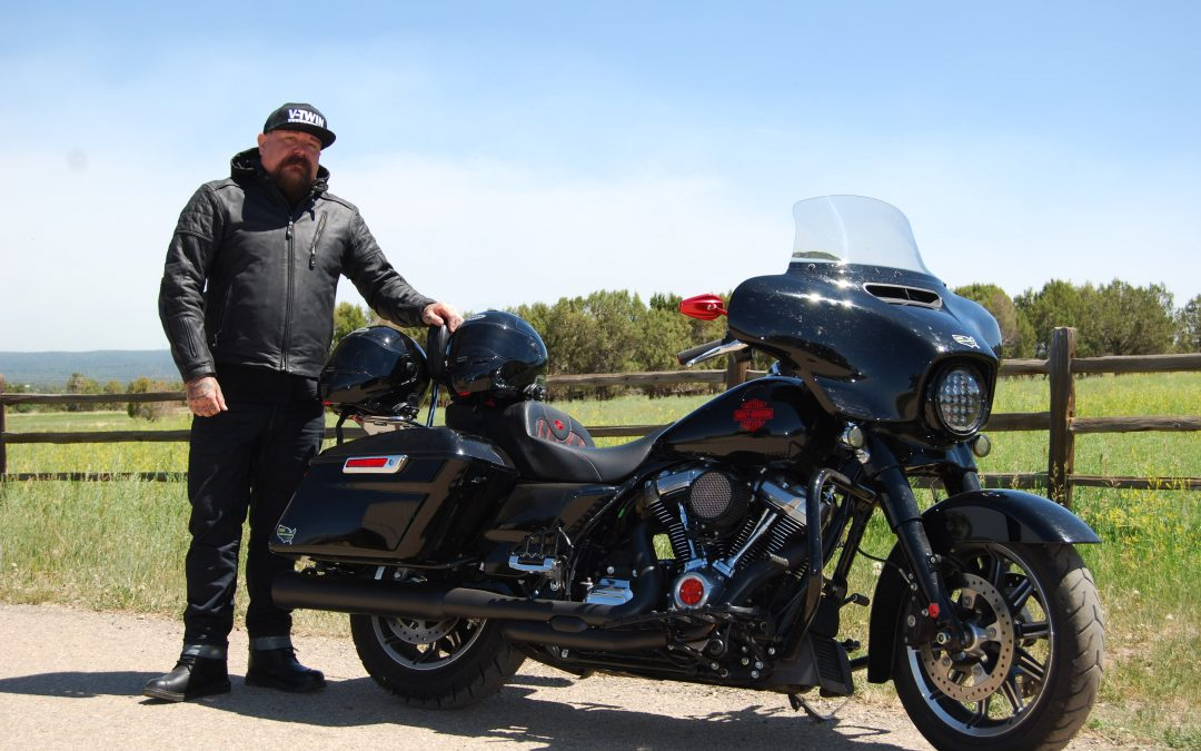 Jeff Holt of V-Twin Visionary