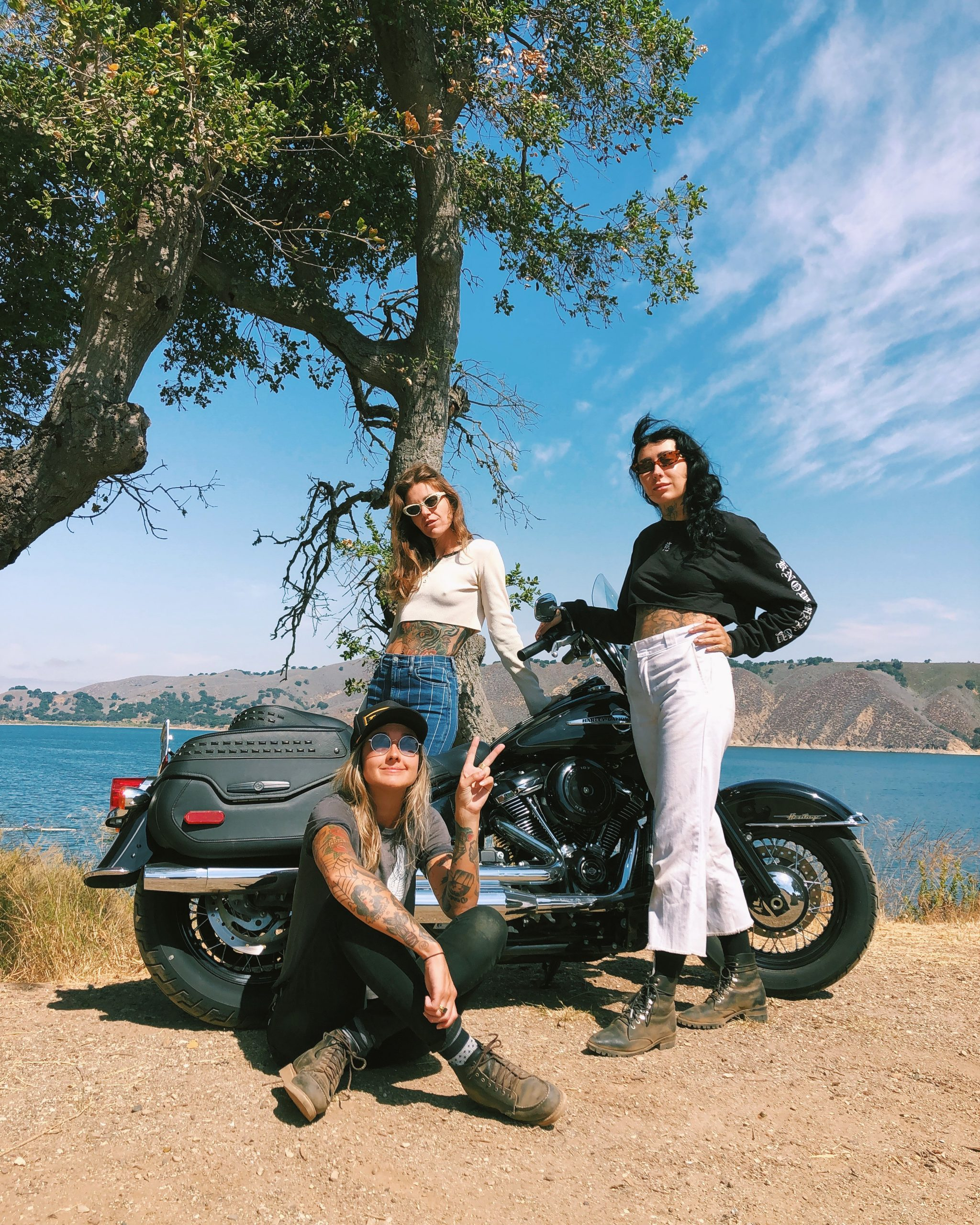Our Kind of Girls Night – An Overnight Ride to Lake Cachuma, CA