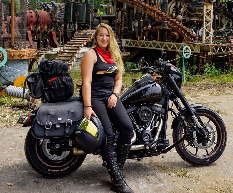 Nerissa Cerny: Harley-Davidson Engineer, Motorcycle Racer, Philanthropist, and Dancing Queen
