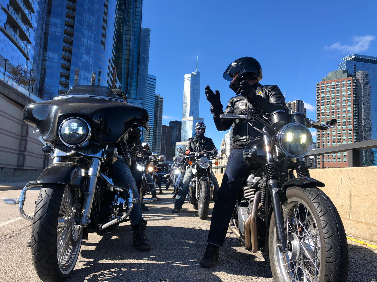Engines For Changes Uses Motorcycles To Fight Today's Most Pressing Issues