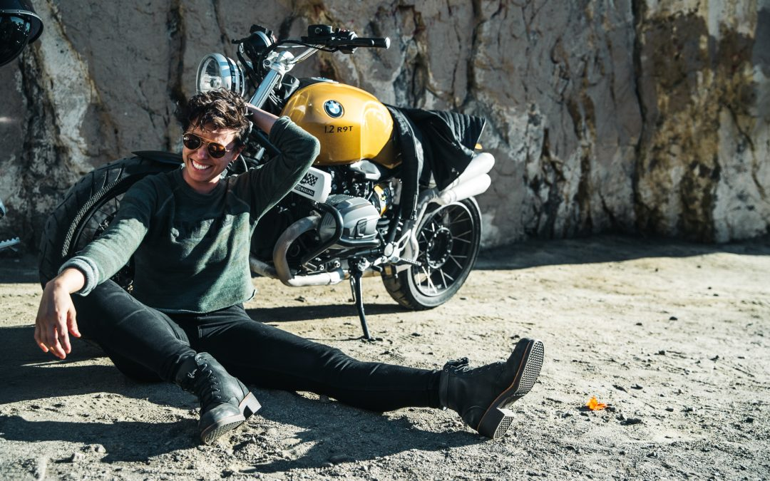 No regrets when it comes to riding motorcycles – Briana Venskus