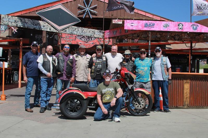 Profile: John Barker and Combat Hero Bike Build