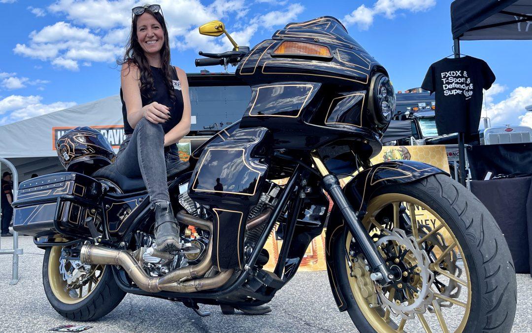 Natalie Kleiner – Maiden Moto