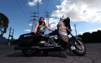 Spotlight: Hessian Spike and the Fight for Biker's Rights